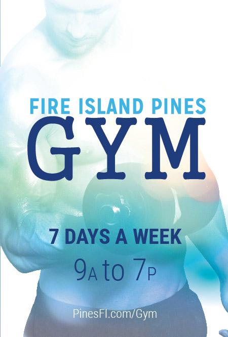 Pines GYM: Open, 7 Days/Week
