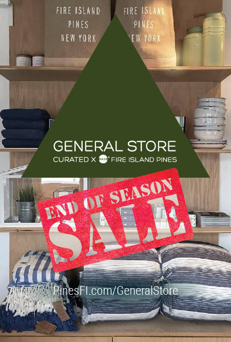 End of Season<b> SALE!<br>General Store</b>, by BASE