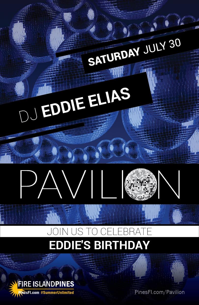 PAVILION, Saturday LateNite!