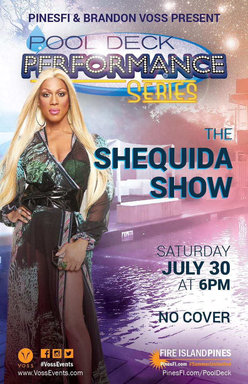 PoolSide PERFORMANCE SERIES: Shequida!