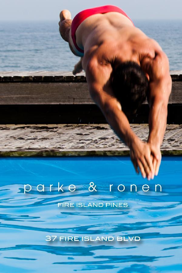 <b>Parke & Ronen</b><br>|NEW for '17 • <b>Hot Menswear</b>